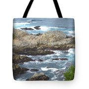 Rocky Cove Detail Tote Bag