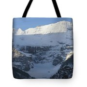 Rocky Mountain Blue Tote Bag