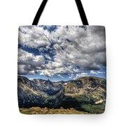 Rocky Mountain Dreams Tote Bag
