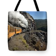 Rocky Mountain High Tote Bag