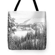 Rocky Mountain Vista Tote Bag