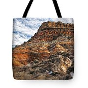 Rocky Ridge Tote Bag