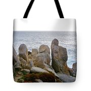 Rocky Seascape Tote Bag