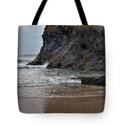 Rocky Shelter Tote Bag