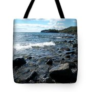 Rocky Shores Of Superior Tote Bag