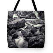 Rocky Stream Tote Bag