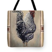 Rocky The Rooster Tote Bag