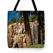 Rocky Waterfall 2 Tote Bag