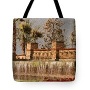 Rocky Waterscape Tote Bag
