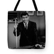 Rod Serling Tote Bag