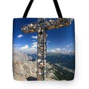 Roda Di Vael Cross Tote Bag