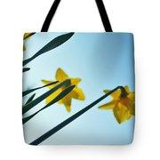 Rodchenko's Daffodils Tote Bag