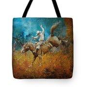 Rodeo 001 Tote Bag