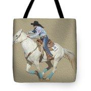 Rodeo 44 Tote Bag