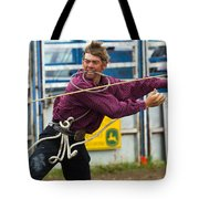 Rodeo All Strung Out Tote Bag