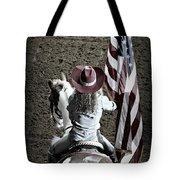 Rodeo America Tote Bag