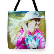 Rodeo Beauty Two Tote Bag