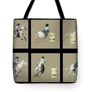 Rodeo Collage 2 Tote Bag