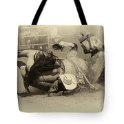Rodeo Crunch Time 2 Tote Bag