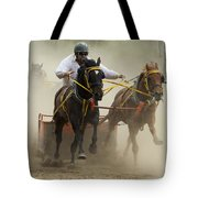 Rodeo Eat My Dust 1 Tote Bag