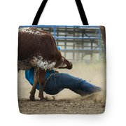 Rodeo Getting Down Tote Bag
