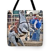 Rodeo Horse Cheers Tote Bag