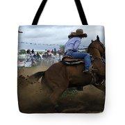 Rodeo Ladies Barrel Race 1 Tote Bag