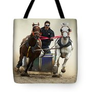 Rodeo Leader Of The Pack Tote Bag