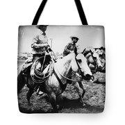 Rodeo Men Tote Bag