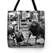 Rodeo Mexican Standoff Tote Bag