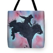 Rodeo No 1 Tote Bag