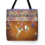 Rodeo One Tote Bag