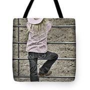 Rodeo Queen Wanna Be Tote Bag