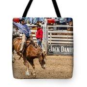Rodeo Ride Tote Bag