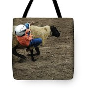 Rodeo Velcro Rider 2 Tote Bag