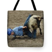 Rodeo Velcro Rider 3 Tote Bag