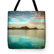 Rodney Bay Glow Tote Bag