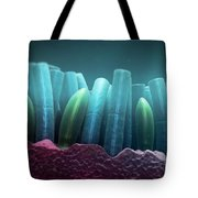 Rods And Cones Tote Bag