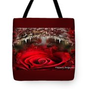 Roes Among Thorns Tote Bag