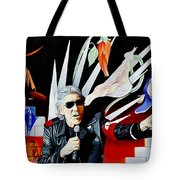 Roger Waters-the Wall Tote Bag