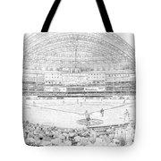 Rogers Centre Line Tote Bag