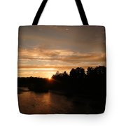 Rogue August Sunset Tote Bag