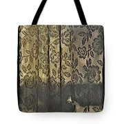 Rogue's Lace Tote Bag