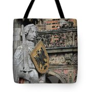 Roland Of Bremen Tote Bag