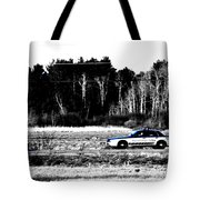 Roll On 1 Tote Bag