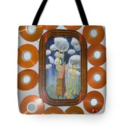 Roll Them Where You Want Them - Framed Tote Bag