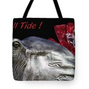 Roll Tide - 14 Time National Champions Tote Bag