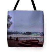 Rollin Onna River Tote Bag