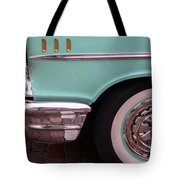 Rolling Along Tote Bag