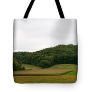 Rolling Fields Tote Bag